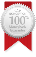 Skinception Guarantee Seal